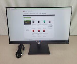 HP P224 21.5-inch FHD Monitor 1920 X 1080