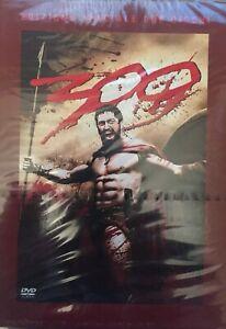 300 EDIZIONE SPECIALE 2 DISCHI DVD NUOVO SIGILLATO