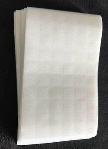 600 McDonalds Loyalty Coffee Stickers Latest Design No Expiry