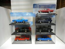 AMERICAN USA CARS SHELBY, CHEVROLET, DODGE, PONTIAC, CHRYSLER PCT IXO 1:43