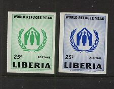 Liberia  388,C124 Mint NH proofs  UN
