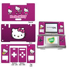 Hello Kitty Piel de vinilo adhesivo para Nintendo Ds Original