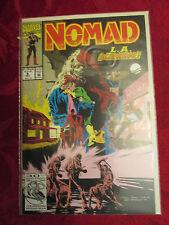 Nomad L.A. Burning Marvel Comics #8 December 1992
