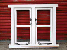 Original Timber Wooden Cottage Style Casement Windows Made To Measure!!!