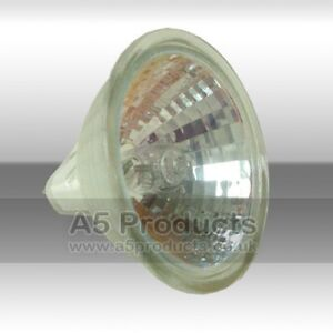 5 x MR16 Low Voltage 12V Halogen Dichroic Light Bulb in 35W or 50W