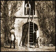 "Henry Fox Talbot Photo ""The Ladder"" 1844"