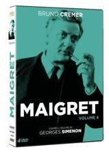 "DVD ""Maigret Volume 4"" Bruno Cremer       NEUF SOUS BLISTER"