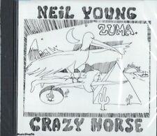 Neil Young With Crazy Horse - Zuma - Country Rock Pop Music Cd