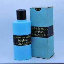 Robert Piguet Baghari body powder vintage powdre de toilette 3oz