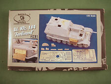 ROYAL MODEL 1/35 RÉSINE KIT DE CONVERSION Allemand sd.kfz 184 Ferdinand