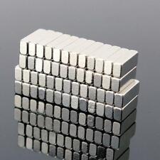 10pcs Neodymium Block Magnet Rare Earth Magnets 20x10x2mm / 8x3x2mm