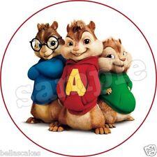 Tortenaufleger Alvin und die chipmunks NEU Dekoration Tortenbild  Buch
