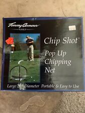 tommy armour chip shot pop up chipping net