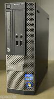 Dell Optiplex 390 SFF i3-2120 3.30 GHz 4 GB DDR3 250 GB HDD Windows 10  HDMI