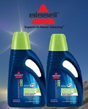 Two(2) Bottle's New Formula Bissell Pet Stain & Odour Cleaning Shampoo -99K5E