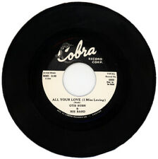 """OTIS RUSH & HIS BAND  """"ALL YOUR LOVE (I MISS LOVING)"""" R&B FLIP SIDE DOESN'T PLAY"""