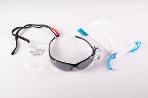 Alpina Jalix Black Matt Sports Glasses Sunglasses Goggles CM Black Lens New