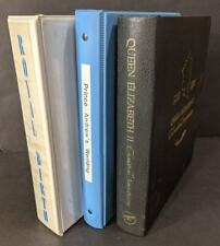 EDW1949SELL : GREAT BRITAIN OMNIBUS 3 Beautiful & mostly Complete collections.