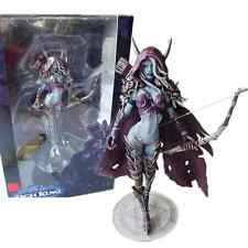 WOW WORLD of WARCRAFT LADY SYLVANAS WINDRUNNER ACTION FIGURES TOY