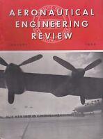 Aeronautical Engineering (Jan 1950) (Transports Design, Afterburner, DME Gear)