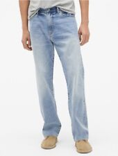 36x32 Medium Indigo Wash NWT Gap 1969 Relaxed Fit Jeans