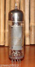 Vintage RCA 6BQ5 EL84 Solid Disc Getter Stereo Tube  Results = 12,300 V Strong