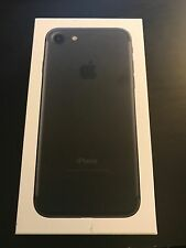 Apple Geniune iPhone 7 32GB BOX ONLY No Phone No Accessories No Manuals