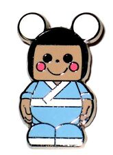 RARE Disney Pin✿It's Small World Japanese Girl Cute Vinylmation Mystery Jr Child