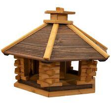 Vogelhäuschen VOGELHAUS aus Holz ,Vogelhäuser Vogelfutterhaus
