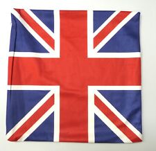 Union Jack Colour Cushion Cover Printed Digital