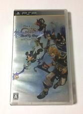 USED PSP Kingdom Hearts Birth by Sleep JAPAN Sony PlayStation Portable Japanese