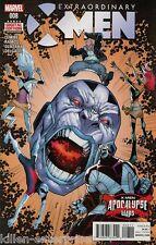 Extraordinary X-Men #8 Comic Book 2016 - Marvel