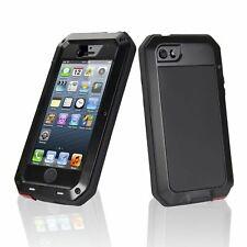 Lunatik TAKTIK Case Apple iPhone 6 6S + Plus Black Shock Proof Gorilla Glass