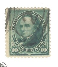 Scott 226 Early US Stamp 10c Webster...1890-93..