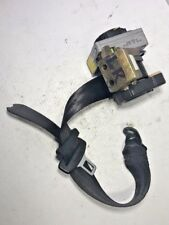 98-05 VOLKSWAGEN PASSAT 1.8L LEFT REAR SEATBELT OEM (BLACK)(I65).