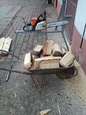 Tracteur log splitter bois cutter à vis type alimenté par prise de force s/'adapte à toute tra