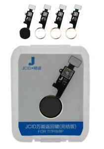 Home Button For Apple iPhone 7 8 & Plus JC Restore Cable No Bluetooth All Colour