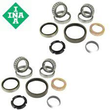 For Mercedes R107 W114 W115 W116 W123 Set of 2 Rear Wheel Bearing Kit 1233500068