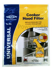 Vedette Universal Cooker Hood Extractor Grease Filter 114 x 47cm Cut To Size UK