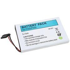 Li-Ion Batteria F. PDA Mitac Mio p350 p550 Bluemedia bm6300