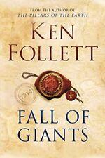 Very Good, Fall of Giants (Century Trilogy 1), Ken Follett, Book