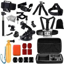 42-in-1 GoPro Hero 2/3/3+4 Handlebar/Seatpost Head Chest Accessory Mount Kits