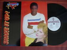 "KOXO – SHAKE IT UP-  12"" Maxi Vinyl 1983 – Italo Disco – Top Zustand"