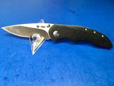 Crkt High Brass Ruger Folding Pocket Knife g44