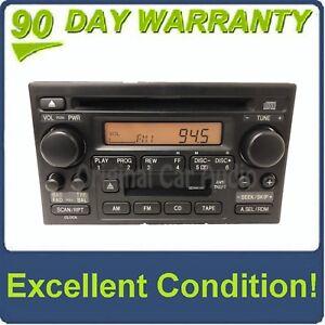 HONDA Accord Civic CR-V CRV Prelude Radio CD Player Aux 39100-S9A-A510