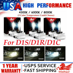 D1S HID Xenon Cadillac Escalade ESV EXT 2003 to 2014 Headlight Replacement Bulb