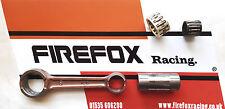 "Suzuki RGV250 RGV 250 VJ21 VJ22 ""LONG"" Conrod kit Con rod (x2 Rods)"
