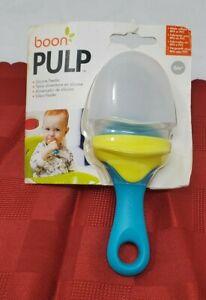 Boon Pulp Silicone feeding 6 momths