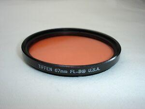 Tiffen 67mm FL-B Filter Florescent FL - B