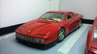 1/18 Pièces détachés Ferrari Testarossa 1984 Bburago